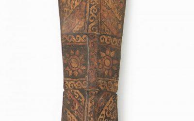000002 Papua, Teluk Cenderawasih, parry shield